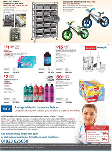 Costco august 1 2018 offers page 12