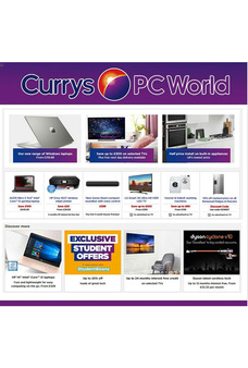 Currys august 2 2018 offers page 8
