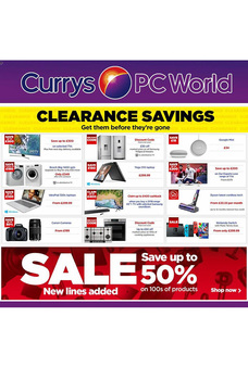 Currys july 2018 offers page 8