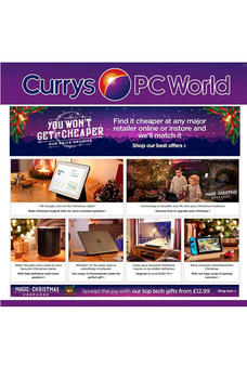 Currys november 1 2018 offers page 1