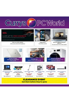 Currys october 2 2018 offers page 10