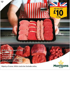 Morrisons june 2018 offers page 18
