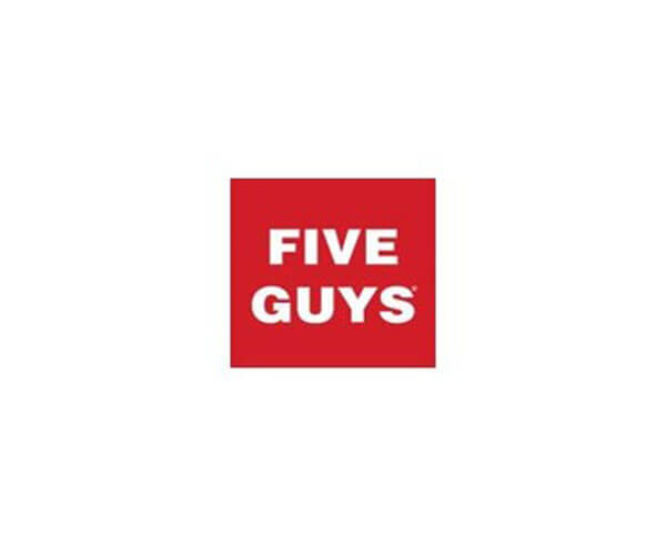 Five Guys in  Greenhithe ,Bluewater Shopping Centre Opening Times