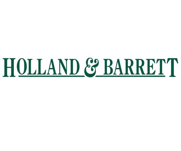 Holland & Barrett in Uttoxeter, 4 Carters Square Opening Times